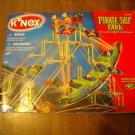 K'Nex Instruction Book Manual for Pirate Ship Park 15139 KNex (mw)