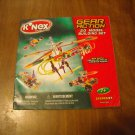 K'Nex Instruction Book Manual From 20  pc tub Ideas for 20 Models 12056 KNex (mw)