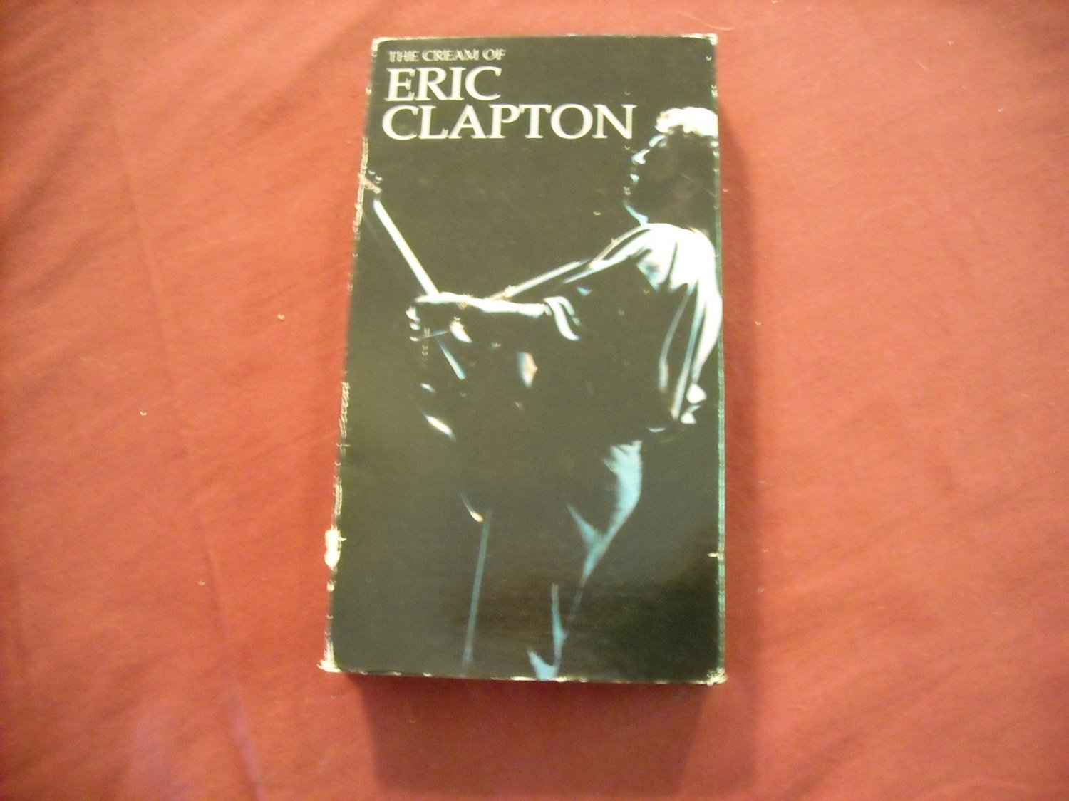 The Cream of Eric Clapton VHS (1989)
