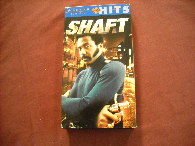 Shaft (1971) Richard Roundtree, Moses Gunn Rated R