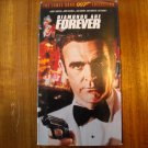 Diamonds Are Forever James Bond 007 (1962 / 1995) Sean Connery, Jill St. John Rated PG