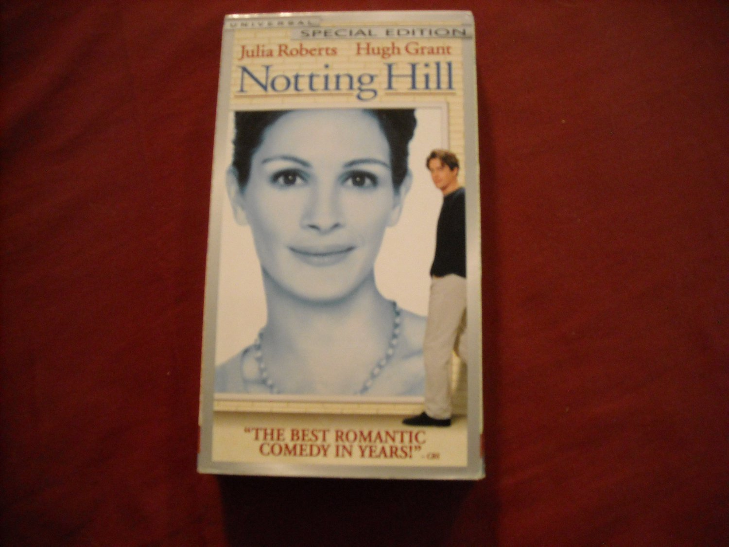Notting Hill - Universal Special Edition (2000) Julia Roberts Hugh Grant Rated PG-13