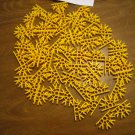KNEX Standard Yellow 5 Position Connector - Part Number 90906 - 55  Pieces