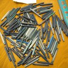 KNEX 161 pc - Standard Blue Metallic Rod (91952), Blue Rod (90952), Dark Blue (no part no.)