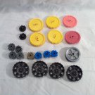 KNEX 21 Assorted Pieces Gears