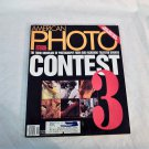 American Photo Magazine November / December 1994 Vol V No. 6 Photo Contest 3 Special Issue (G1)