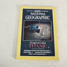 National Geographic Vol. 170 No. 6 December 1986 Last Look at Titanic, Little Bighorn, Tsetse (G3)