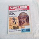Civil War Times April 1992 Vol. 31 No. 1 Grant's Secret Strategy / Cavalry Tales (G1)