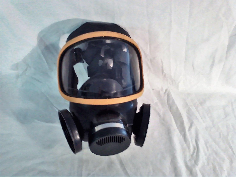MSA Silicone Ultra-Twin Respirator - Large (CMB5)