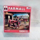 Farmall Friends Puzzle - IH International Harvester Tractor Farm Barn Scene (2009) (mw) missing 1 pc