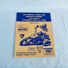 12th Annual Camel Pro Hub-City Classic Junior National 1992 Souvenir Program AMA