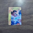 Marvel OverPower - Bishop - Absorb Energy No. 52 - Common, Special Character Card (1995) Fleer