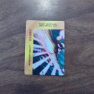Marvel OverPower - Gambit Intercept Object No. 101 - AD Common, Special Character Card (1995) Fleer