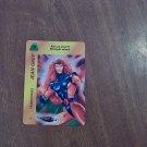 Marvel OverPower - Jean Grey - Telekinesis No. 132 AS S9 Common, Special Character Card (1995) Fleer