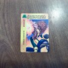 Marvel OverPower - Rogue - Power Transfer No. 182 AR Common, Special Character Card (1995) Fleer