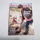 Farm & Ranch Living February / March 2017 Vol. 39 No.6 Farm Kids Illinois , Harvesting Oysters (G4)