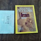National Geographic August 2008 Vol. 214 No. 2 Ancient Iran: Inside a Nation's Persian Soul (G4)