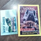 National Geographic Vol. 203 No. 3 March 2003 Dinosaurs Cracking the Mystery of How they Lived (G4)