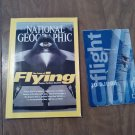 National Geographic December 2003 Vol. 204 No. 6 The Future of Flying (G4)