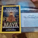 National Geographic August 2007 Vol. 201 No. 2 Maya How a Great Culture Rose and Fell (G4)