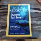 National Geographic April 2007 Vol. 211 No. 4 Saving the Sea's Bounty, Bluefin, New Zealand (G4)