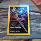 National Geographic July 2007 Vol. 212 No. 1 Malaria Stopping a Global Killer (G4)