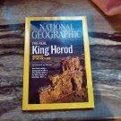 National Geographic December 2008 Vol. 214 No. 6 Jerusalem, King Herod, West Bank (G4)