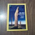 National Geographic August 2014 Vol. 226 No. 2 Orkney Islands, Jane Goodall, Hunger in America (G4)