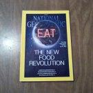 National Geographic May 2014 Vol. 225 No. 5 Feeding Nine Billion, Utah Dinosaurs (G4)