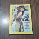 National Geographic January 2015 Vol. 227 No. 1 Firsts: Artists, Year of Life, Americans (G4)