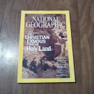 National Geographic June 2009 Vol. 215 No. 6 Global Food, Oulanka, Arab Christians (B1)