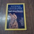 National Geographic November 2009 Vol. 216 No. 5 Animal Mummies, Reinventing Syria  (B1)