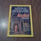National Geographic July 2009 Vol. 216 No. 1 Khmer Empire, Angkor, Manta Rays, State Fairs (B1)
