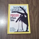 National Geographic May 2005 Vol. 207 No. 5 Poison, Colorado, Fossil Trade, Deepest Cave (B1)
