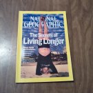 National Geographic November 2005 Vol. 208 No. 5 Longevity, Acadia, Nepal, Ocelots (B1)