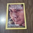 National Geographic August 2003 Vol. 204 No. 2 Amazon Tribes, Atacama Desert, Alaska, Maya City (B1)
