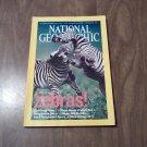 National Geographic September 2003 Vol. 204 No. 3 21st Century Slaves, Zebras, Peru Mummy (B1)