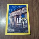 National Geographic February 2013 Vol. 223 No. 2 Libya, Venom, African Soccer, Britain's Otters (B1)