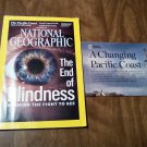 National Geographic September 2016 Vol. 230 No. 3 Curing Blindness, Ocean Warming, Maya (B1)
