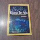 National Geographic August 2010 Vol. 218 No. 2 Bahamas Caves, Eurasian Railroad (B1)
