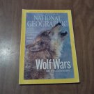 National Geographic March 2010 Vol. 217 No. 3 Wolf Wars, Nasca Lines, Ethiopian Tribes (B1)
