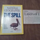National Geographic October 2010 Vol. 218 No. 4 Gulf Oil Spill, Protecting Marine Life (B1)