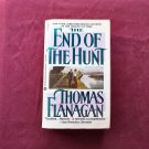 The End of the Hunt by Thomas Flanagan (1995) Historical Fiction, Ireland Culture
