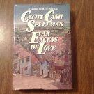 An Excess of Love Cathy Cash Spellman (1985) Ireland Fiction Romance