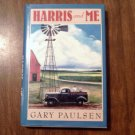 Harris and Me A Summer Remembered by Gary Paulsen (1993) Signed, Fiction, Farm Life