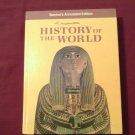 History of the World Perry, Scholl, Davis, Harris, Von Laue (1990) Teacher's Annotated Edition