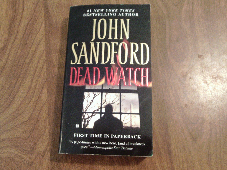 Dead Watch by John Sandford (2007) (WCC5) Thriller, Suspense