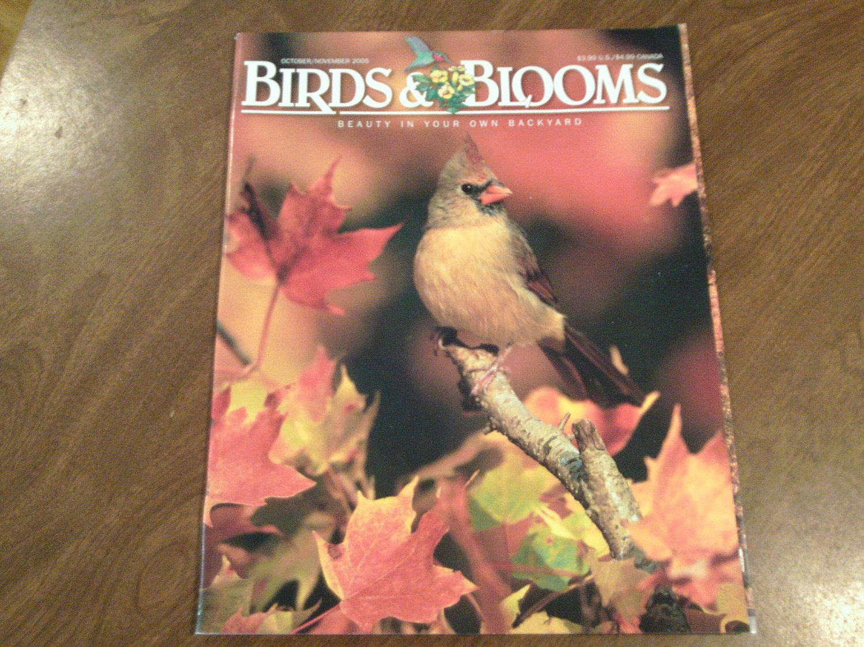 Birds & Blooms Magazine - Beauty in Your Own Backyard October/November 2005 Vol 12 No 5 (B2)