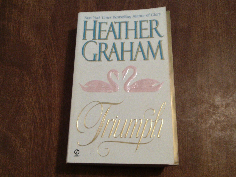 Triumph by Heather Graham (2000) (CL45) MacKenzies - Old Florida Civil War #6