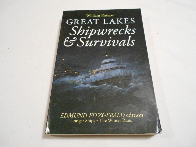 Great Lakes Shipwrecks & Survivals